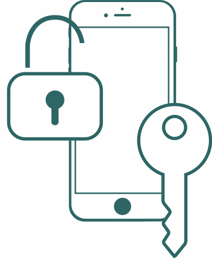 Smart lock app